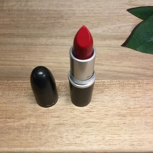 New Red MAC Lipstick Mystery Shade